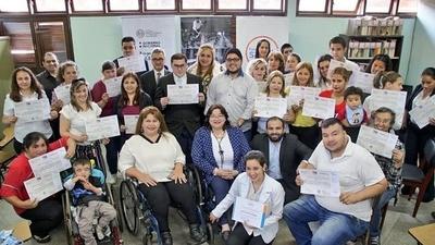 Fundación Saraki lanza cursos de formación laboral para personas con discapacidad