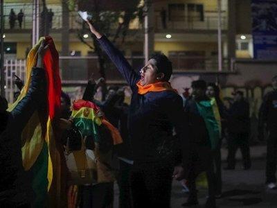 Datos oficiales señalan que habría segunda vuelta en Bolivia