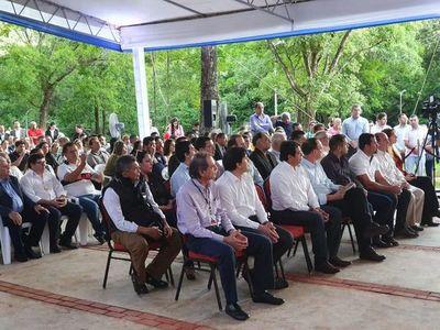 Abdo no completó actividades previstas en Alto Paraná
