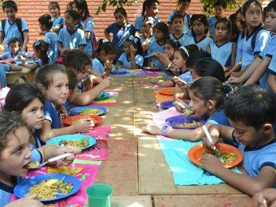 Escolares de Concepción quedarían sin el  almuerzo escolar desde hoy