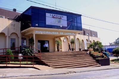 Junta Municipal aprueba pedido de intervención de Municipalidad de Lambaré