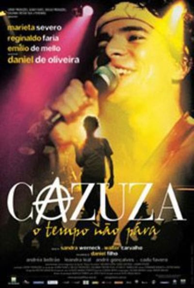 """Cazuza"", en el Tom Jobim"