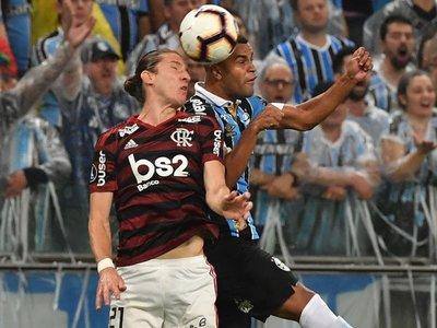 Flamengo y Gremio definen en el Maracanáal segundo finalista de la Libertadores