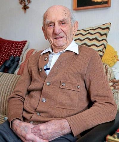 Murió el hombre más viejo del mundo: 114 años