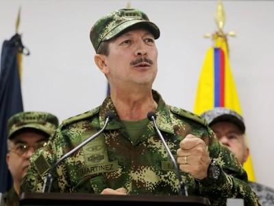 En Colombia no hay celos entre militares y policías, cuando se hacen operaciones conjuntas