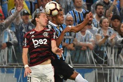 Flamengo y Gremio definen en el Maracaná al segundo finalista de la Libertadores