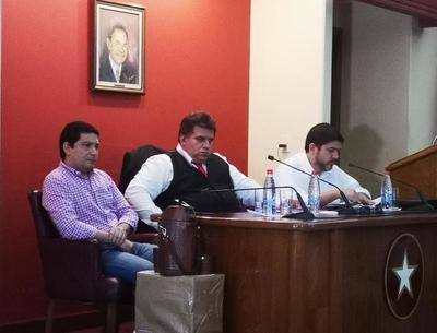 Presidentes de seccionales anuncian que juntarán firmas para permitir reelección