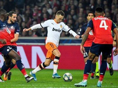 El Valencia cede dos puntos en un choque discreto