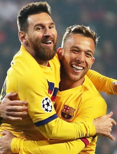 Messi establece otro récord