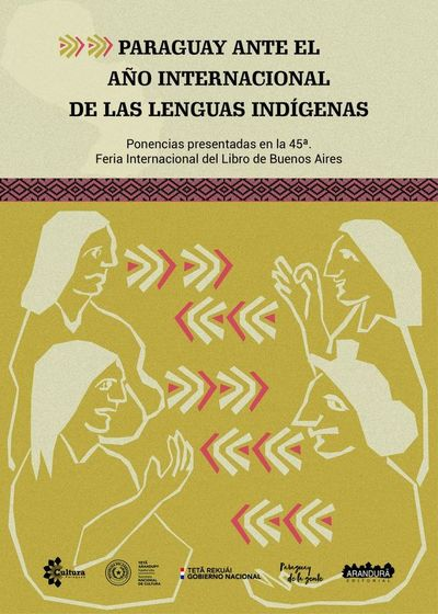 Libro sobre lenguas indígenas