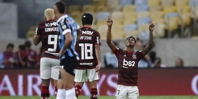 5-0. Flamengo jugará la final con River, tras golear a Gremio en el Maracaná