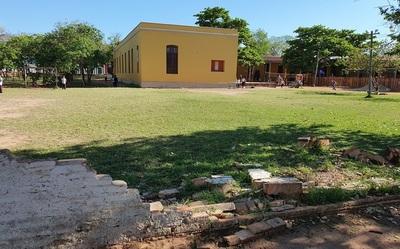 Maratón solidario para reparación de centenaria escuela