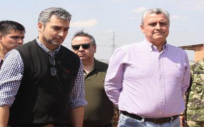 """""""Mario Abdo no está interesado en la reelección"""""""
