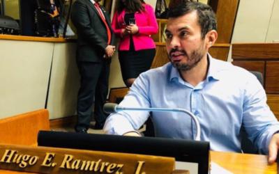 El descargo de Ramírez ante el rechazo de la ley contra la polución sonora