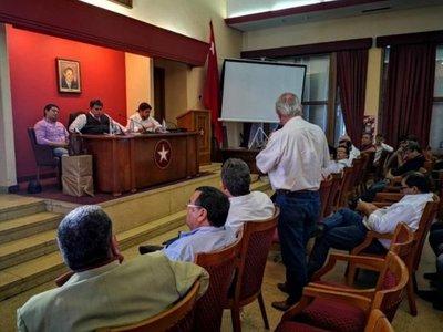 Seccionaleros juntarán firmas para reelección