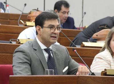 """Beto cuestiona a Payo por acusaciones """"sin pruebas"""" en contra de Soto Estigarribia"""