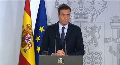 Sánchez: la exhumación de Franco marca el fin de un agravio a la democracia