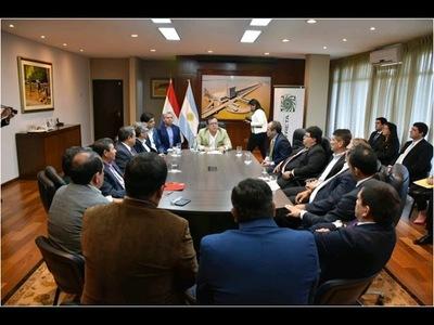 EBY, Contraloría y Gobernaciones cooperan para acelerar la rendición de cuentas del Fonacide