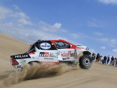 El 'nuevo' Dakar de Marc Coma