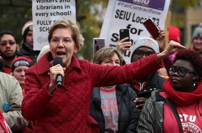 Primarias en EE.UU.:  Warren y Biden, a la cabeza