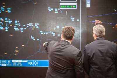 Fue inaugurado nuevo sistema de control de tránsito aéreo en el Aeropuerto Guaraní