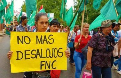 """""""El Gobierno es el que hace desestabilización"""", asegura dirigente campesino"""