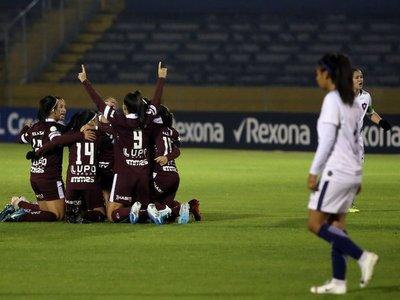 Acabó el sueño de la Libertadores femenina para Cerro Porteño