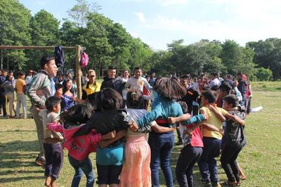 Realizan primer foro para niños y adolescentes indígenas en Caazapá