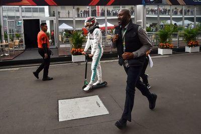 La F1 se pinta de verde