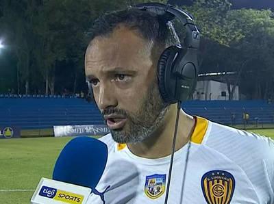 Diego Barreto vuelve a ser fundamental para Luqueño