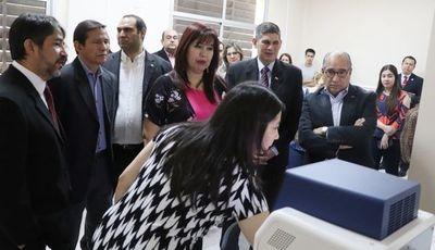 UNA incorpora  nuevos equipos para  investigación  en  medicina