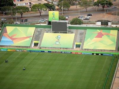 Brasil inaugura el Mundial Sub 17