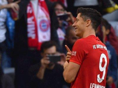 El Bayern gana y el líder provisional seguido por el Friburgo