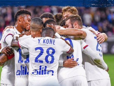 El Lyon se reencuentra con la victoria en Liga dos meses y medio después
