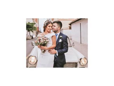Ana Paola y Diego se casaron