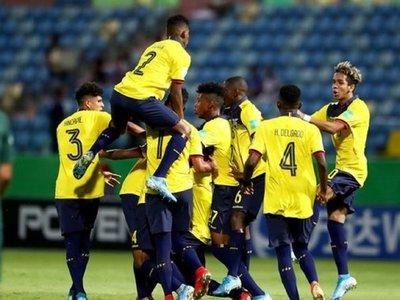 Ecuador debuta con victoria sobre Australia en Mundial Sub'17