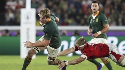 HOY / Sudáfrica vence a Gales y llega a la final del Mundial de rugby