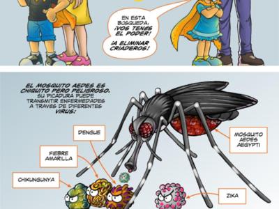 Dengue: reportan casi 10 mil afectados en lo que va del año