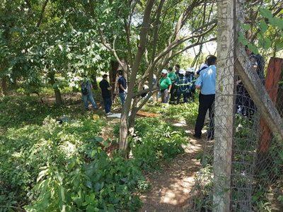 Arroyo San Lorenzo: Hallan el cuerpo sin vida de una mujer