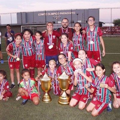 De la mano de Laura Romero, Fluminense gritó campeón