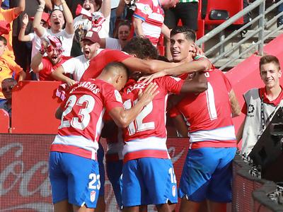 Granada es líder tras superar a Betis