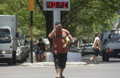¡A cuidarse! Anuncian ola de calor extremo para los siguientes días