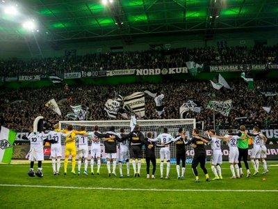 El Borussia Monchengladbach recupera el liderato