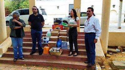 Bibliotecas callejeras celebran un año