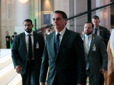 Bolsonaro dice que no felicitará a Alberto Fernández