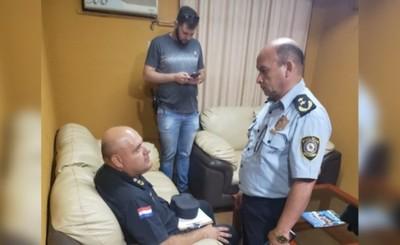#OperativoNorth: comisario del Alto Paraná también es detenido