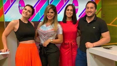 """Simone Villar sobre su incorporación a El Resumen; """"me tomó de sorpresa"""""""
