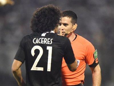 """""""El árbitro liquidó el partido"""""""
