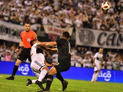 Horacio Elizondo se refirió al penal para Olimpia