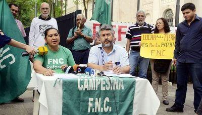 Misiones; Federación Nacional Campesina se manifestará en el cruce Santa Rosa